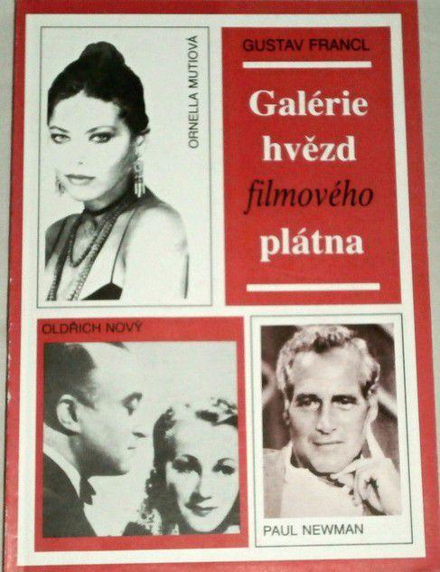 Francl Gustac - Galérie hvězd filmového plátna