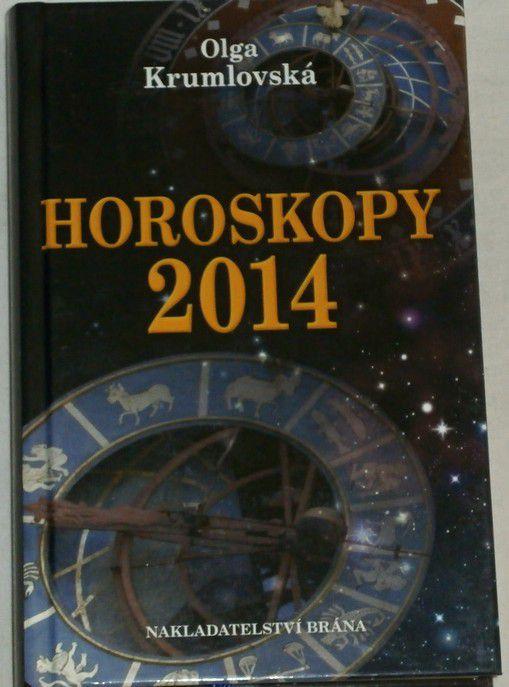 Krumlovská Olga - Horoskopy 2014