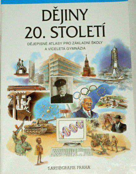 Mandelová Helena - Dějiny 20. století