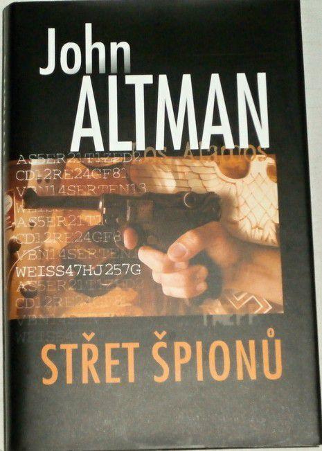 Altman John - Střet špionů