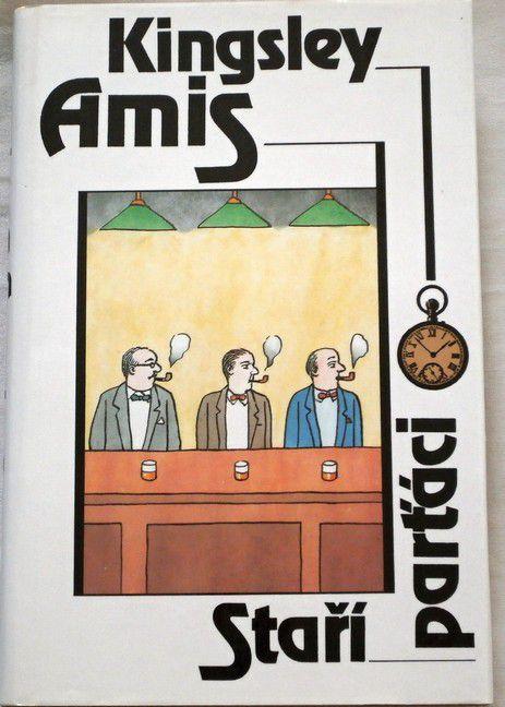 Amis Kingsley - Staří parťáci