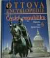 Ottova encyklopedie: Česká republika 4 - Historie, stát, společnost