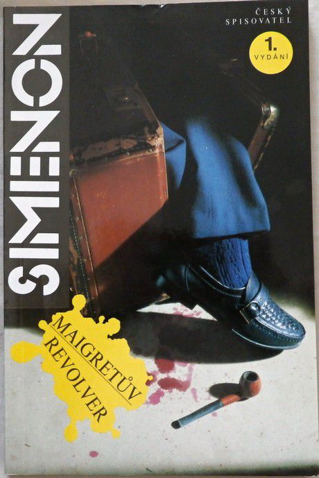Simenon Georges - Maigretův revolver