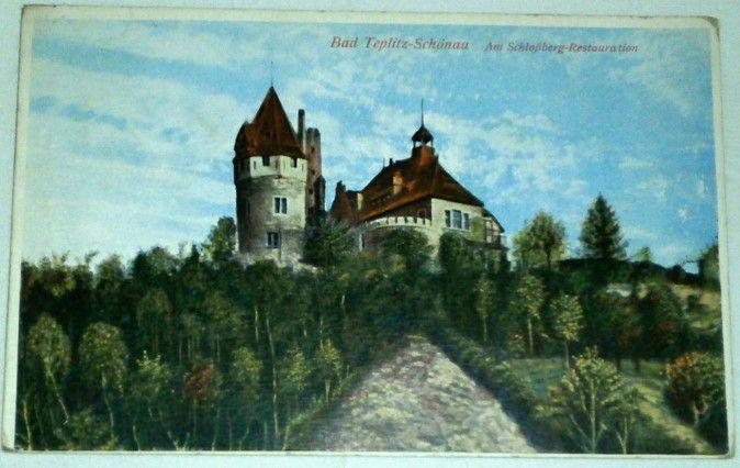 Bad Teplitz-Schönau, Am Schlossberg-Restauration