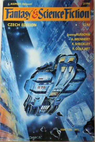 Fantasy & Science fiction 2/1994