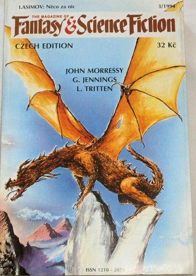 Fantasy & Science fiction 3/1994