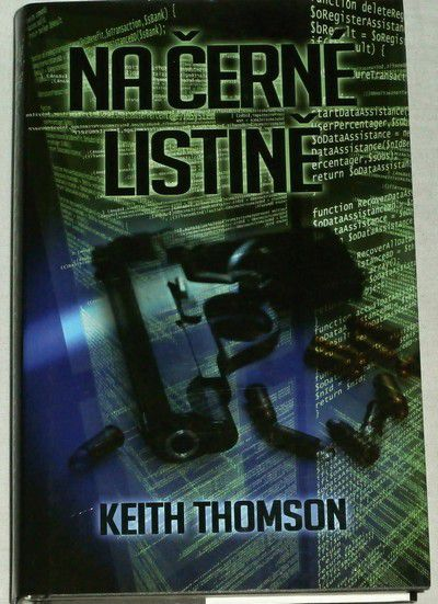 Thomson Keith - Na černé listině