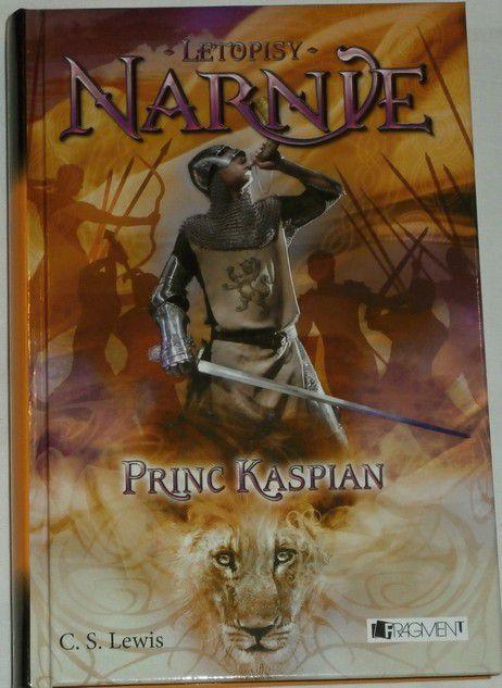 Lewis C. S. - Letopisy Narnie: Princ Kaspian