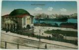 Německo Hamburg - Elbtunnel cca 1920
