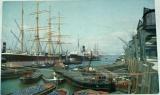 Německo Hamburg - přístav, lodě