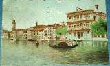 Benátky - Venezia Canal Grande 1925