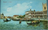 Benátky - Venezia Il Molo cca 1920