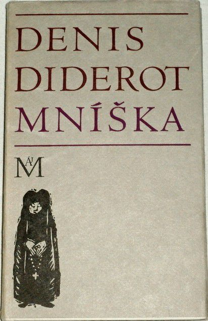 Diderot Denis - Mníška