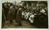 Die Kaiserreise in Ostgalizien 1917