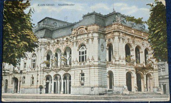 Karlsbad - Stadttheater