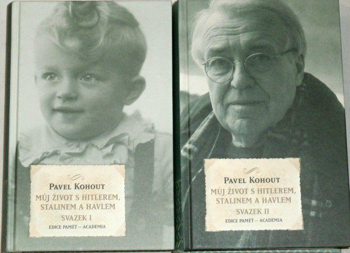 Kohout Pavel - Můj život s Hitlerem, Stalinem a Havlem 1. a 2. díl