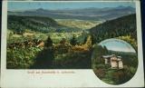 Litoměřice Gruss aus Kundratitz b Leitmeritz 1919