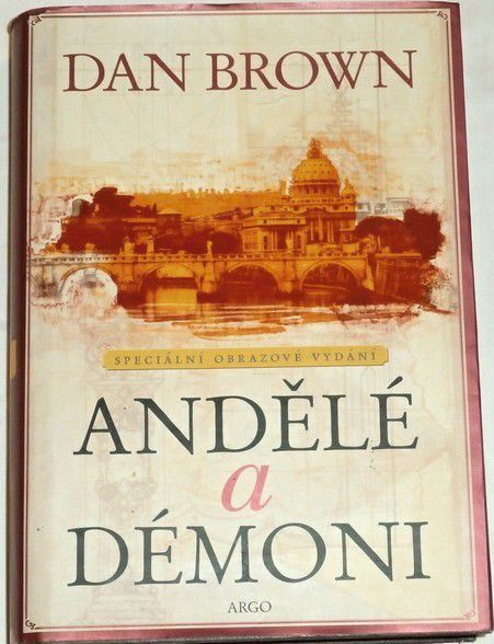 Brown Dan - Andělé a démoni