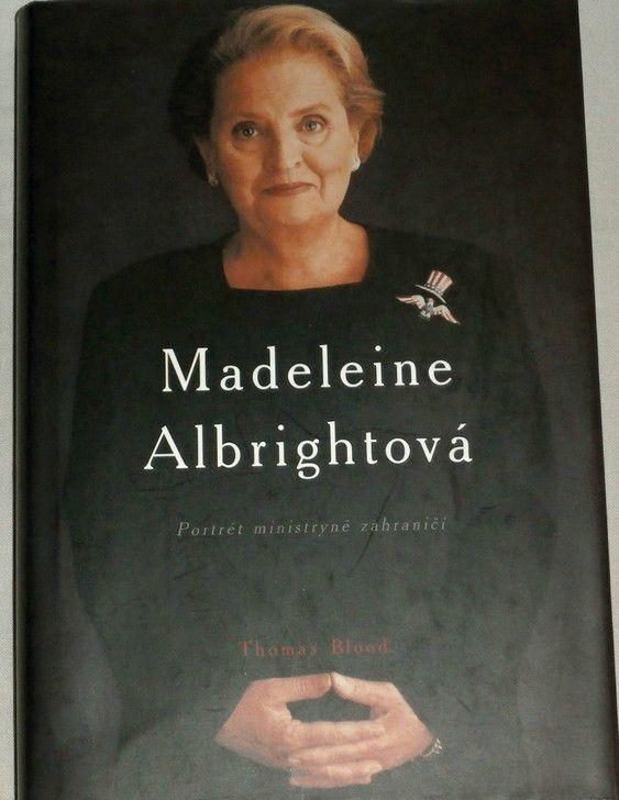 Blood Thomas - Albrightová Madeleine