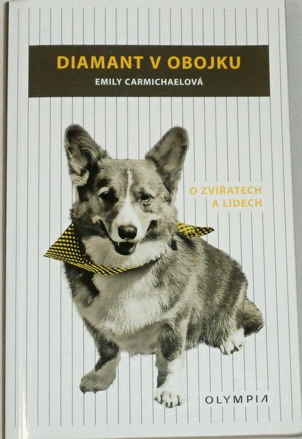 Carmichaelová Emily - Diamant v obojku