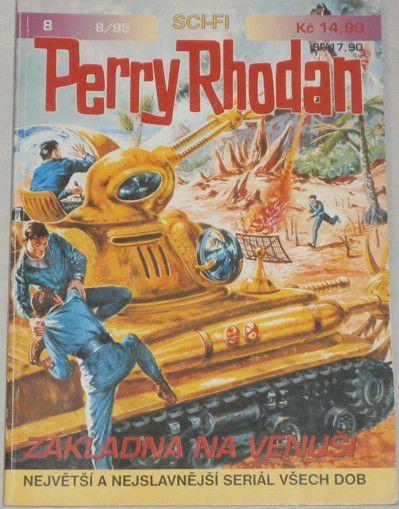 Perry Rhodan 8 - Základna na Venuši