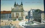 Slovinsko Ljubljana - Laibach: Marijin trg 1915