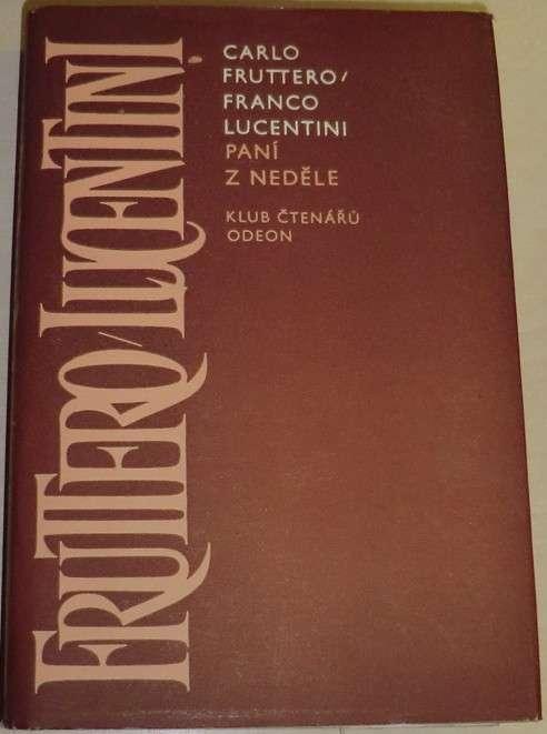 Fruttero, Lucentini - Paní z neděle