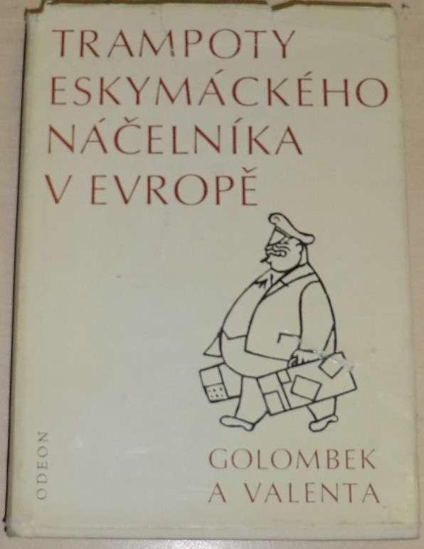 Golombek, Valenta - Trampoty eskymáckého náčelníka v Evropě