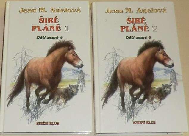 Auelová Jean M. - Širé pláně 1 a 2