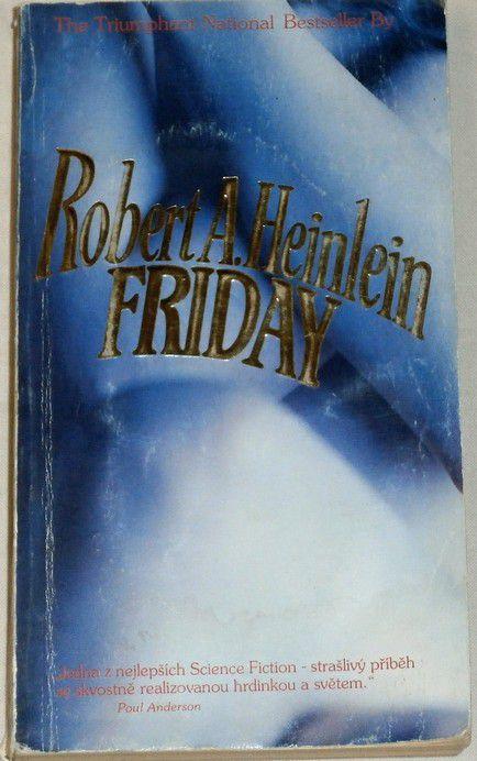 Heinlein Robert - Friday