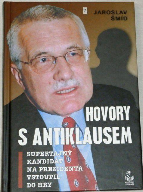 Šmíd Jaroslav - Hovory s AntiKlausem