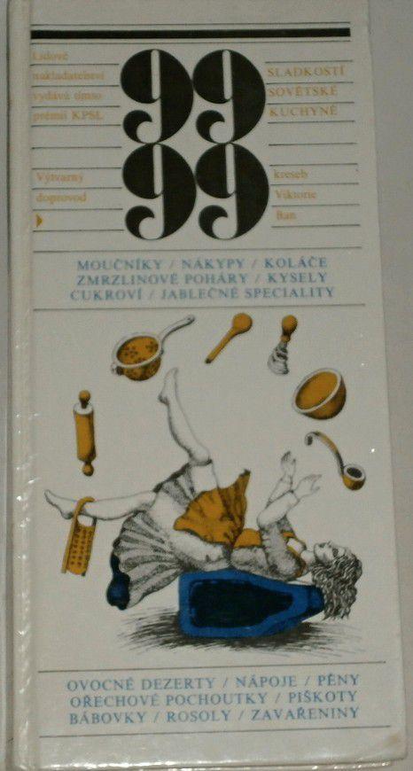 99 sladkostí sovětské kuchyně