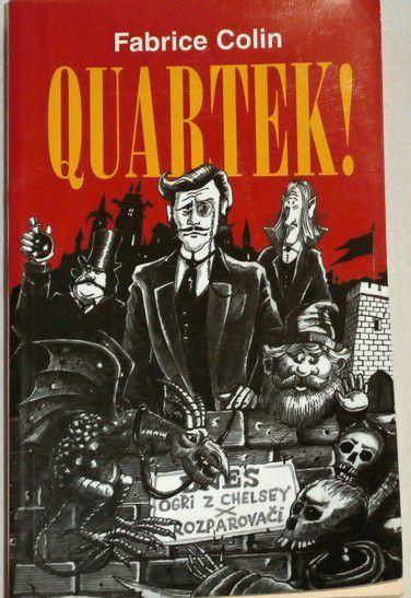 Colin Fabrice - Quartek