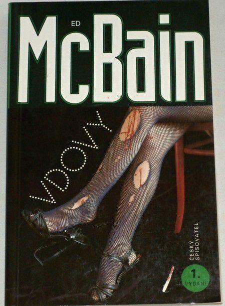 McBain Ed - Vdovy