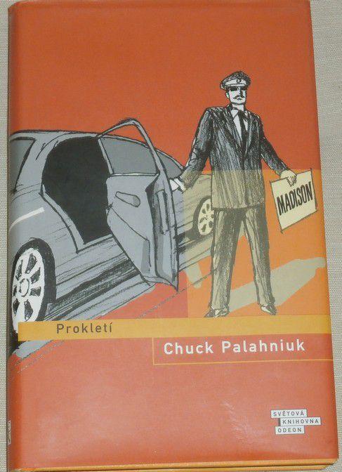 Palahniuk Chuck - Prokletí