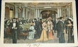 Francie - Monte Carlo  v kasinu