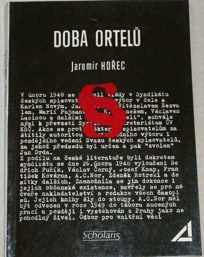 Hořec Jaromír - Doba ortelů