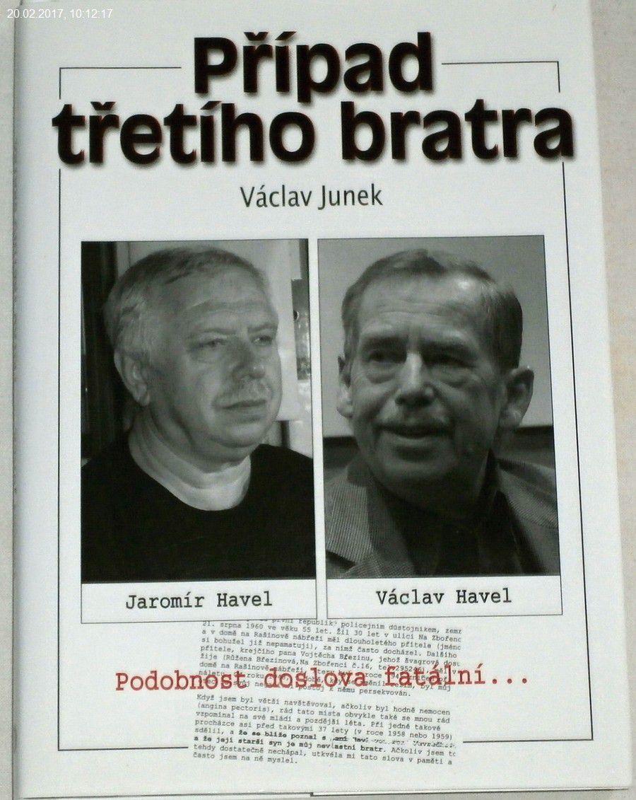 Junek Václav - Případ třetího bratra