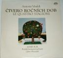 LP Antonio Vivaldi - Čtvero ročních dob