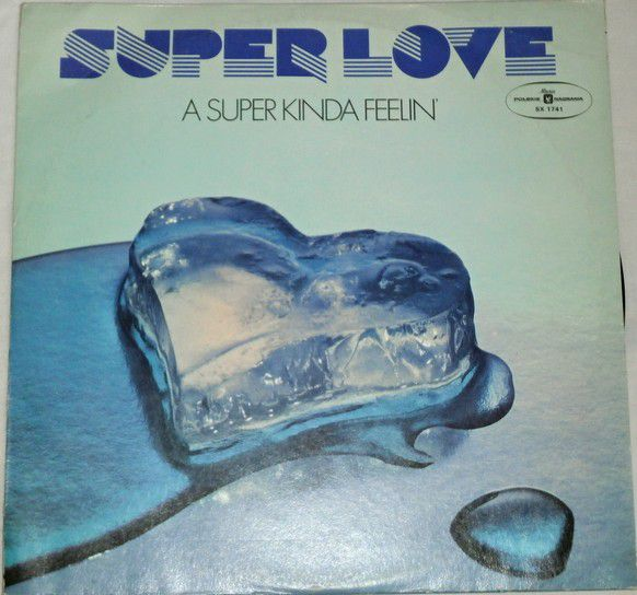 LP Super love - A Super Kinda Feelin
