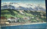 Rakousko - Innsbruck pension Kayser, Weiherburg und Hungerburg