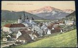 Rakousko - Mariazell 1912