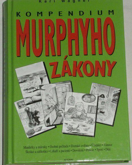 Wagner Karl - Kompendium Murphyho zákony