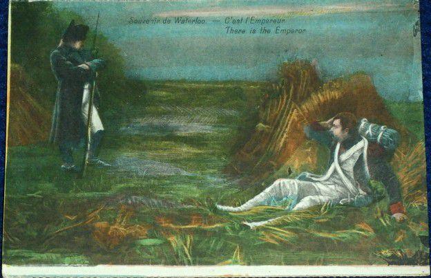 Belgie - Souvenir de Waterloo