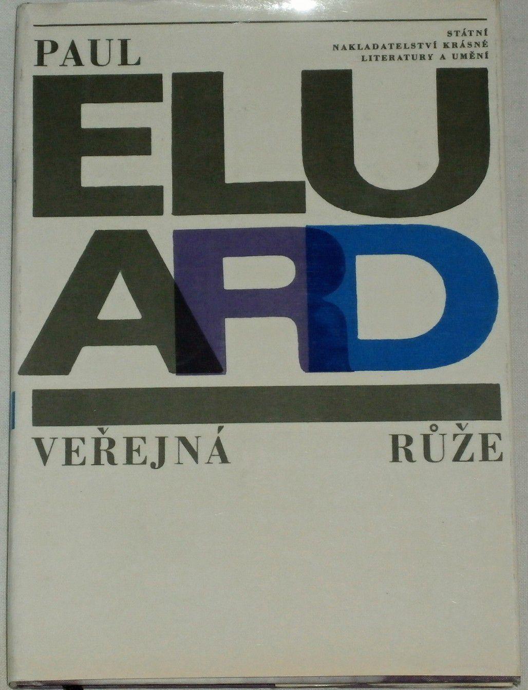 Eluard Paul - Veřejná růže