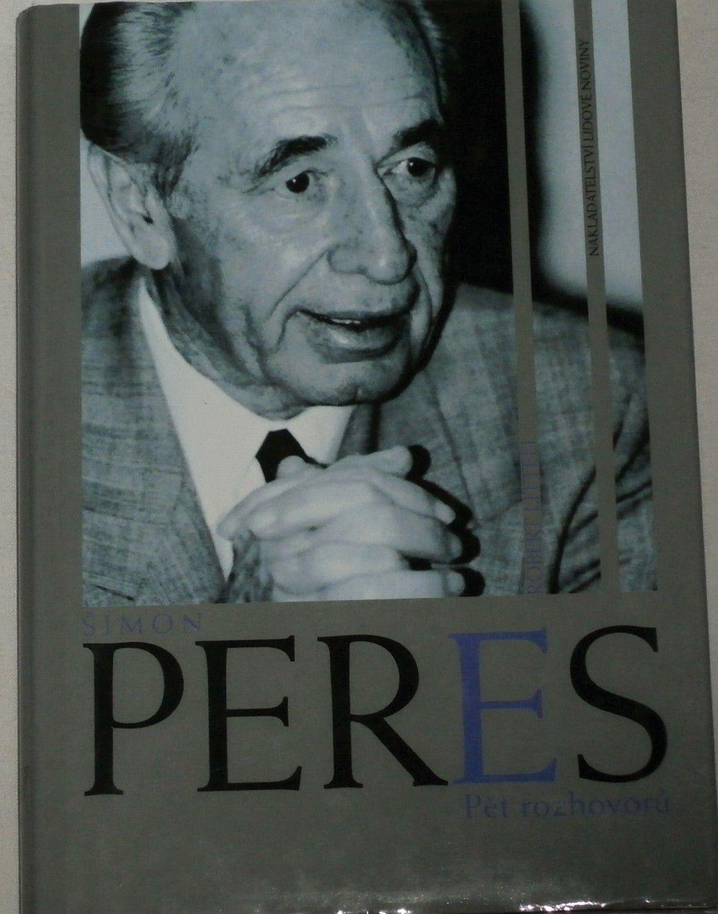 Littell Robert - Šimon Peres: Pět rozhovorů