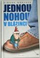 Monyová Simona - Jednou nohou v blázinci