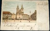 Praha - Velké náměstí a Týnský chrám