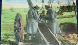 Řízení těžkého děla 1916