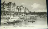 Švýcarsko - Ženeva, (Genéve)  hotel Bellevue